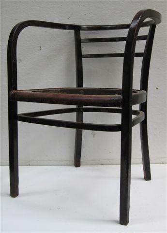 fauteuil depeschenb ro thonet antik ulrich fries. Black Bedroom Furniture Sets. Home Design Ideas